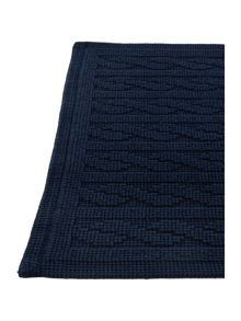 Linea Nautical woven rope bathmat