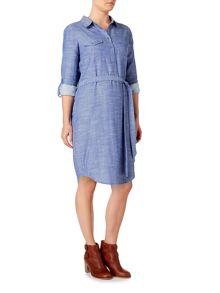 Dickins & Jones Bonded Jersey Dress
