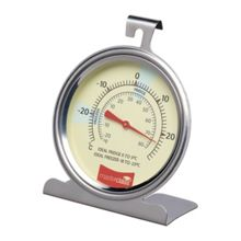 Masterclass Large Stainless Steel Fridge Freezer Thermometer