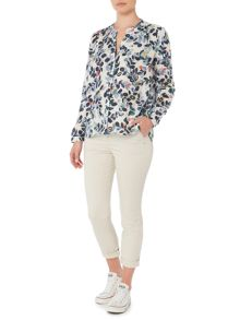 Dickins & Jones Bess Floral Print Blouse