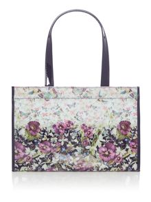 Ted Baker Gelly enchantment flipflop tote bag