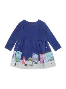 Joules Toddler Dress Long Sleeve
