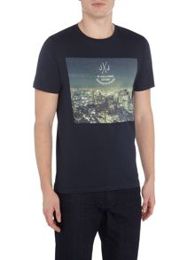 Jack & Jones Graphic Crew-neck T-shirt