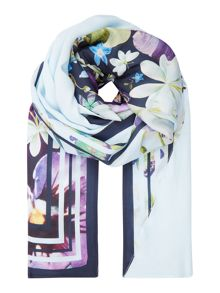 Ted Baker Enchantment split scarf