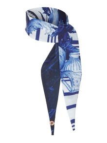 Ted Baker Persian blue mini skinny scarf