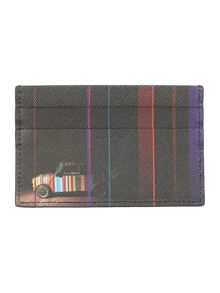 Paul Smith London Mini Print Credit Card Holder