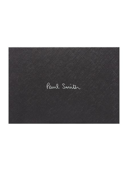 Paul Smith London Internal Multistrupe 6 Credit Card Holder