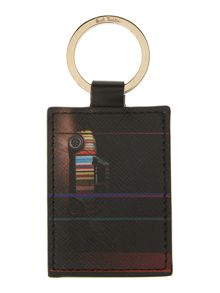 Paul Smith London Mini Key Fob Keyring