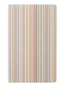 Paul Smith London Multistripe medium notebook