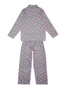 Minijammies Boys Boat Pyjamas