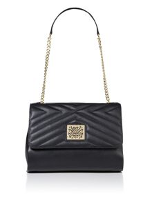 Biba Ella quilted shoulder bag