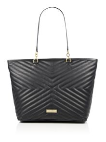 Biba Clara quilted tote