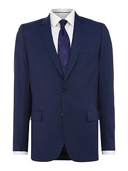Mohair Wool Two Piece Suit