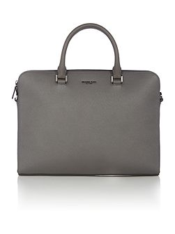 Medium Double Zip Briefcase