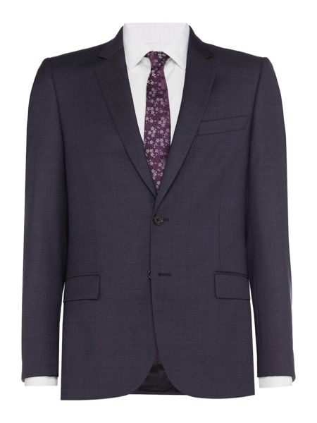 PS By Paul Smith Pindot Suit Jacket