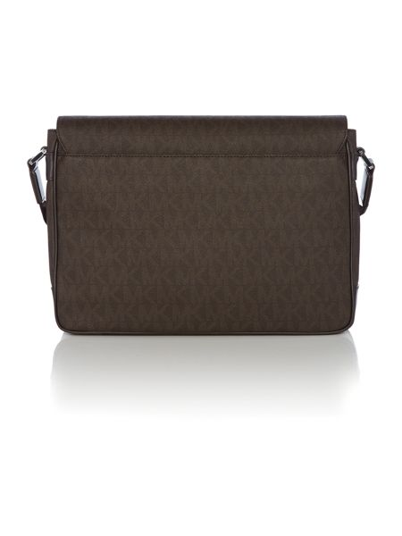 Michael Kors Harrison Flap Messenger Bag
