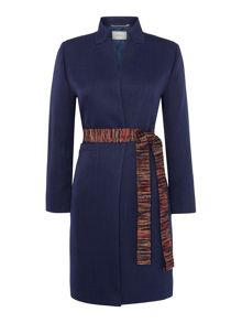 Marella VILLAR longsleeve coat with belt