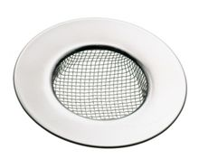 Kitchen Craft Stainless Steel Sink Strainer