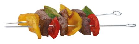 Kitchen Craft Pack of Six Assorted Sized Skewers