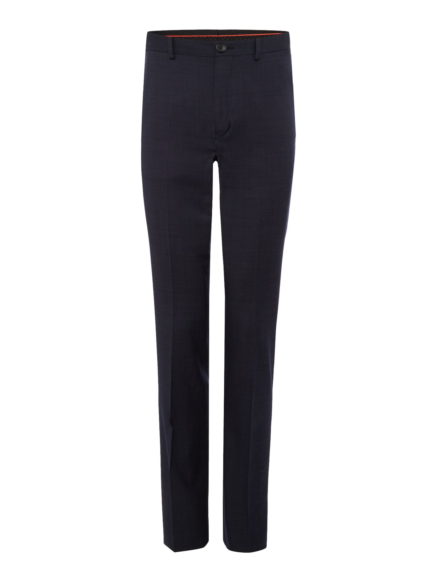 Men's PS By Paul Smith Pin dot Wool Suit Trousers, Blue