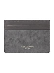 Michael Kors Harrison Textured Card Holder