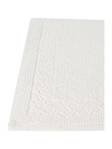 Gray & Willow Washed woven bathmat