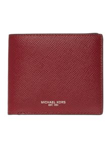 Michael Kors Harrison Crossgrain Billfold Wallet