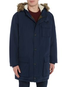Original Penguin Insulated Dry-Wax Coat