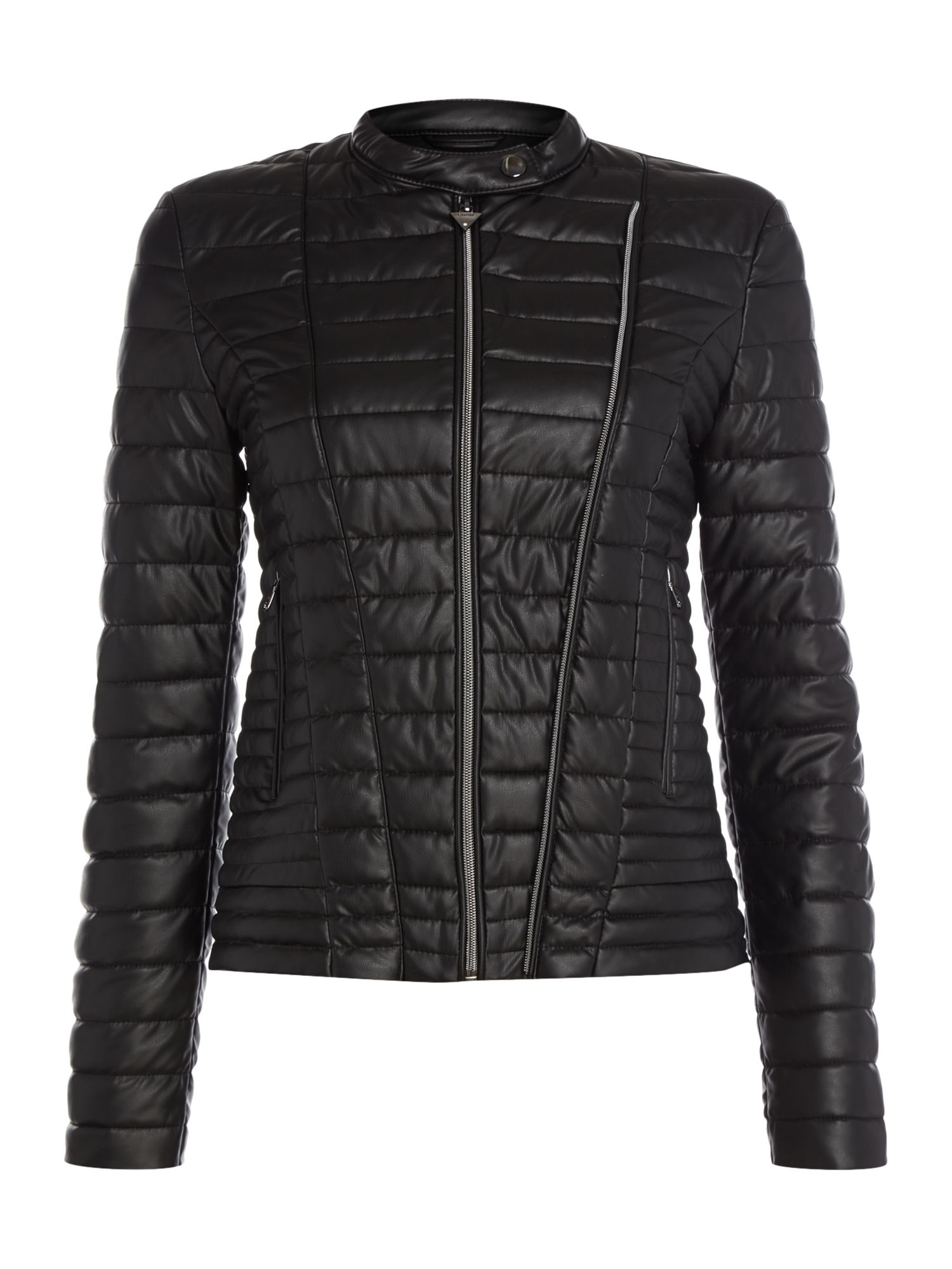 Guess Vona Jacket in jet black, Black
