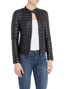 Guess Vona Jacket in jet black