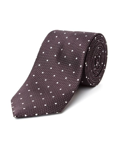 Racing Green Regular Dot Tie