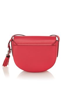 Lauren Ralph Lauren Dryden mini saddle bag