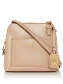 Lauren Ralph Lauren Newbury dome cross body bag