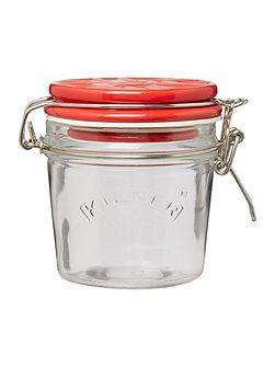 0.35l Union Jack Ceramic Lid Clip Top Jar,