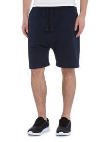 Emporio Armani Cotton Drawstring Loungewear Shorts