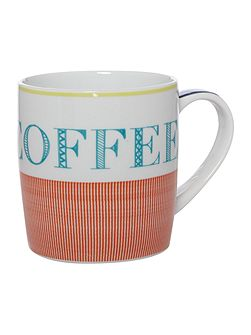 Brights Jumbo Coffee Mug