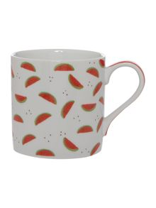 Linea Watermelon Slice Mug