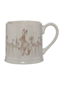 Linea Country Hare Mug