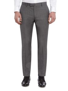 Howick Tailored Wells Slim Fit Sharkskin Suit Trouser
