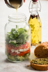 Kilner 1.0 Litre Food on the Go Jar