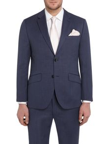 Howick Tailored Dayton Pindot Slim Fit Suit Jacket