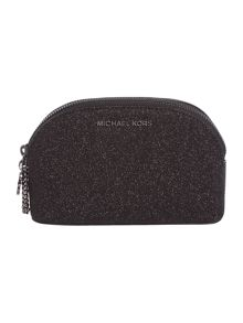 Michael Kors Alex black cosmetice bag