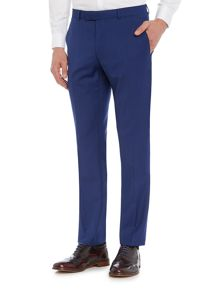 Kenneth Cole Hylan Slim Fit Pin Dot Suit Trouser