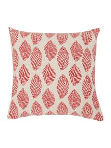 Linea Modern leaf cushion