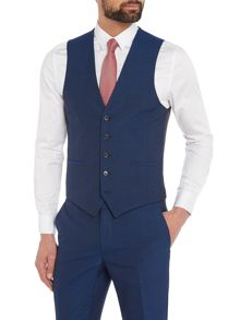 Kenneth Cole Robinson Slim Fit Suit Waistcoat