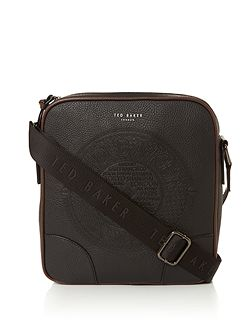 Embossed PU Flight Bag