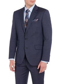 Turner & Sanderson Harston Birdseye Suit Jacket