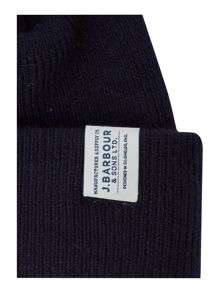 Barbour Lambswool Watch Cap