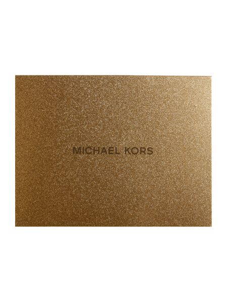 Michael Kors Peek a boo neutral crossbody bag gift set