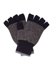 Barbour Brodie Lambswool Fingerless Gloves